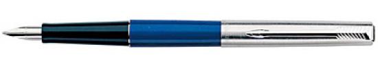 ручки parker. ручка паркер перьевая в футляре Jotter Special Blue
