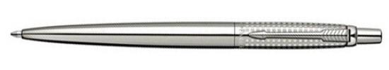 ручки parker. ручка паркер шариковая в футляре Jotter Premium  Classic SS Chiseled