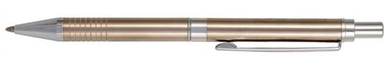 салиас ручки, ручка шариковая Салиас Гдов нержавеющая сталь с отделкой хромом