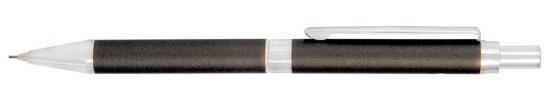 салиас ручки, механический карандаш Салиас Гдов  антрацит с отделкой хромом