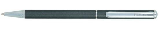 салиас ручки, ручка шариковая Салиас Псков из алюминия матовая черная